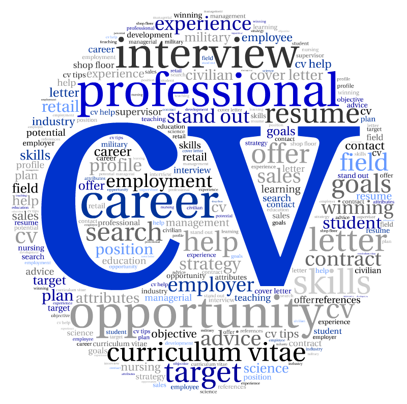 Cv writing services london s face